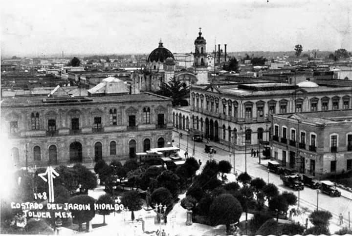 ¿Cómo vivían los ricos de Toluca en el siglo XVII?