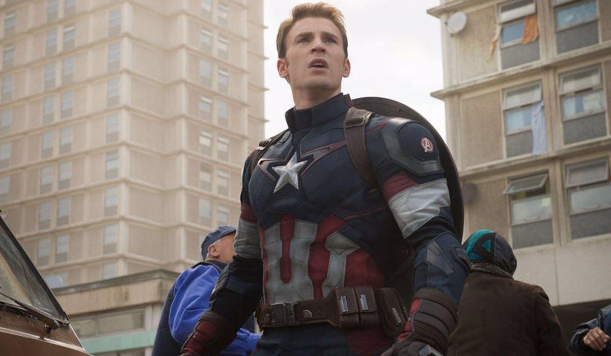 "Tendencia en redes: Chris Evans retomará su papel como ""Capitán América"""