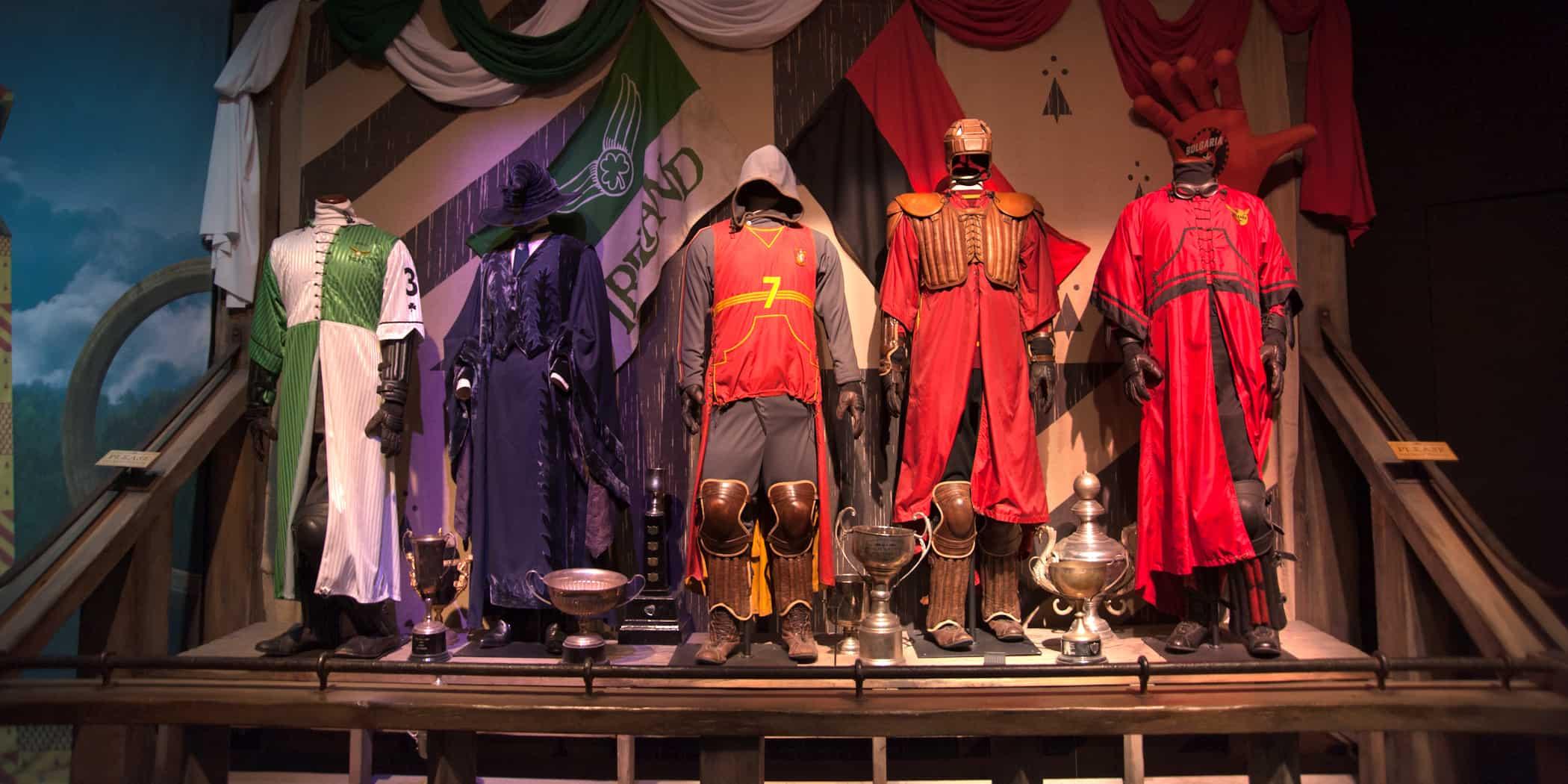 La exposición más grande e interactiva de Harry Potter esparcirá su magia en 2022
