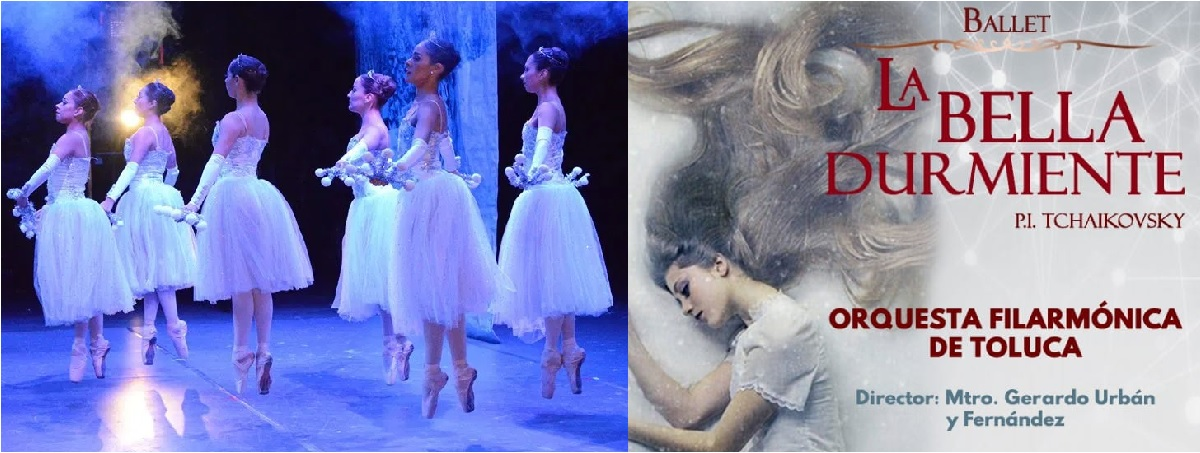 """Toluca tendrá la magia del Ballet """"La Bella Durmiente"""" gratis"""