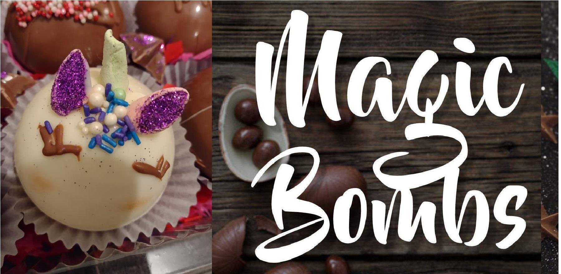 """""""Magic Bombs"""": Una explosión de sabor que ha llegado a Toluca y Metepec"""