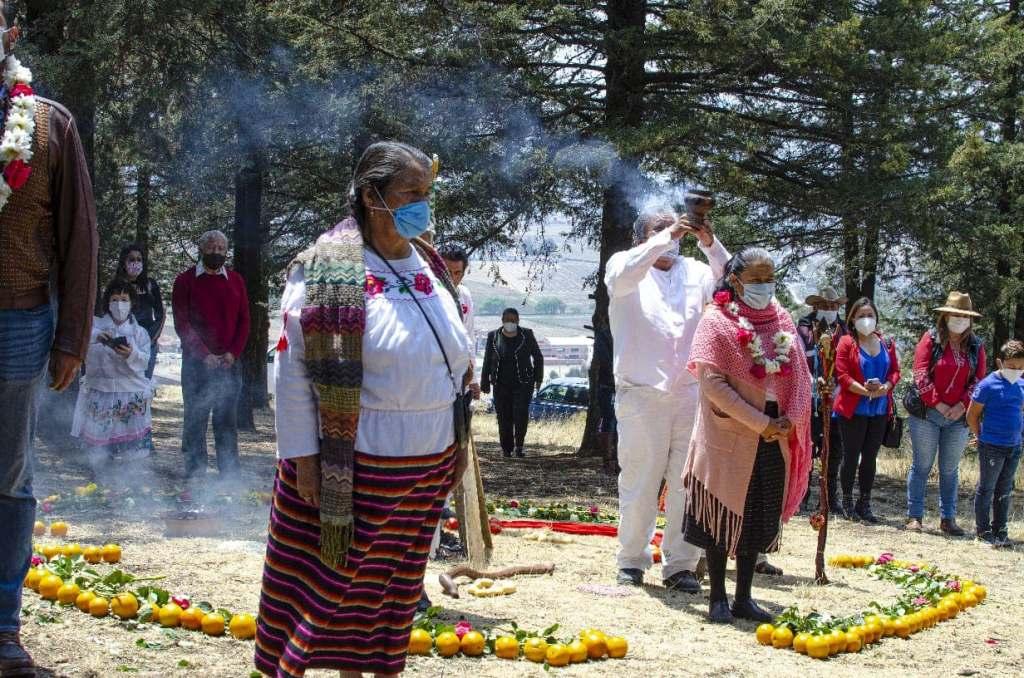 La actual administración de Toluca busca mantener vivas las tradiciones ancestrales de los pueblos originarios de la capital mexiquense