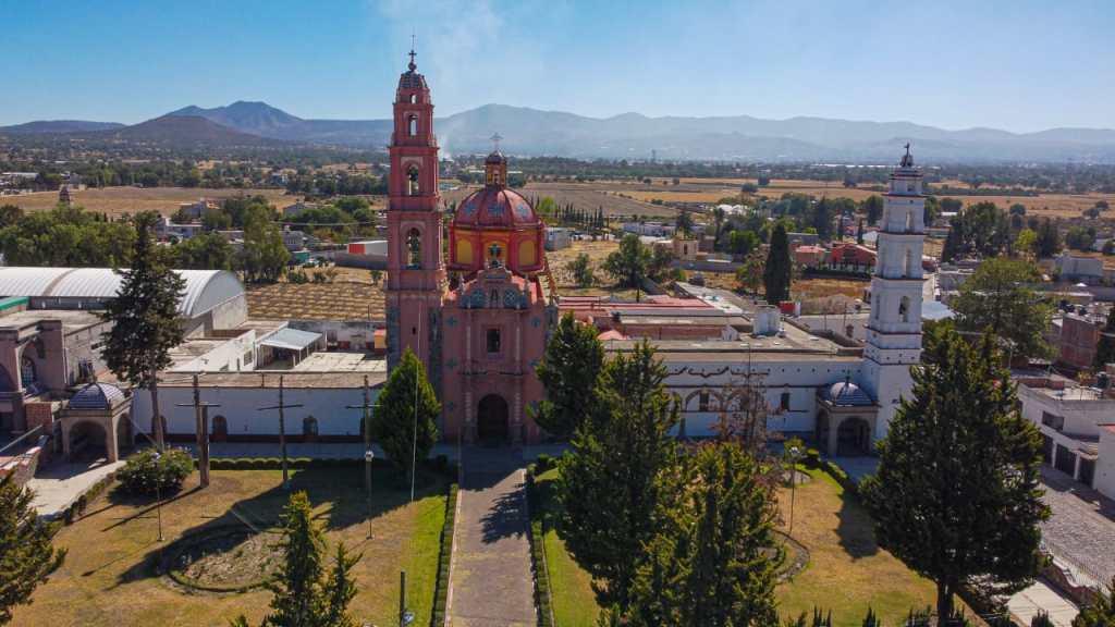El municipio de Axapusco pertenece al Valle de Teotihuacán en el Estado de México