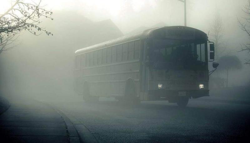 leyenda del autobús fantasma de Toluca