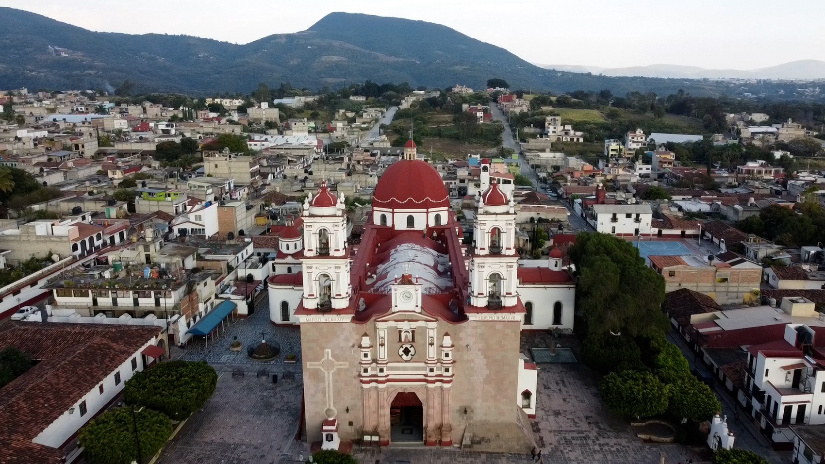 Turismo religioso del Edomex dedicado para amantes de la arquitectura