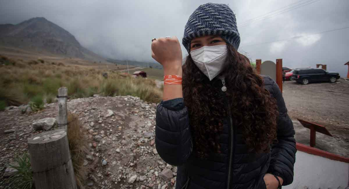 Nevado de Toluca: Costo del brazalete que ahora necesitas para ingresar
