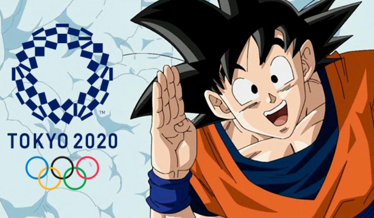 Goku y Vegeta estarán presentes en los Juegos Olímpicos de Tokio 2020 con Tv Azteca