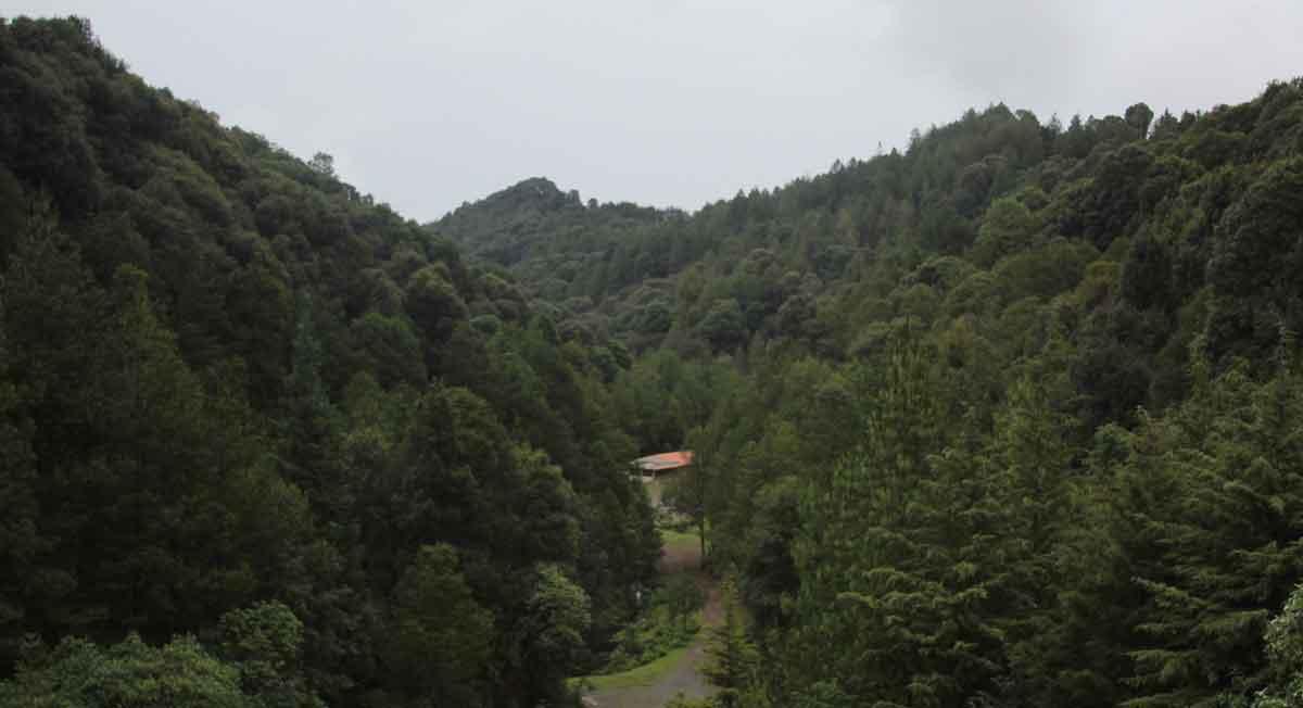 villa del carbón, visita la presa del llano