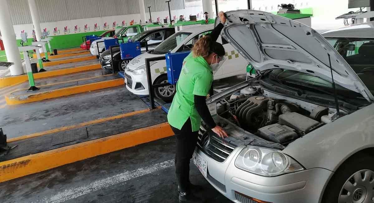 Inicia la verificación vehicular del segundo semestre 2021 en el edomex