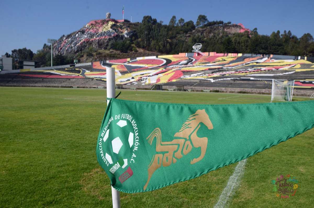"""Alberto """"Chivo"""" Córdoba, uno de los estadios más originales de Mexico"""