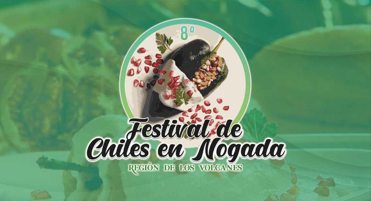 Festival de Chiles en Nogada en Edomex 2021