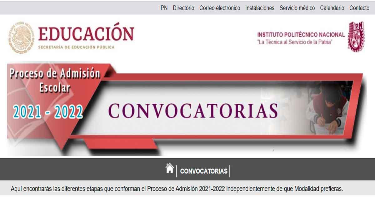 IPN: Consulta la convocatoria del proceso de admisión complementario para Nivel Superior