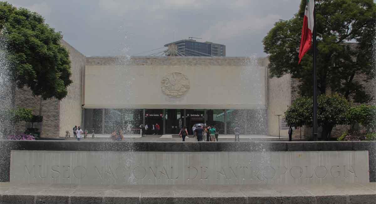 Podrás visitar el Museo de Antropología en la CDMX durante este periodo vacacional de verano, siguiendo las medidas sanitarias contra el covid-19