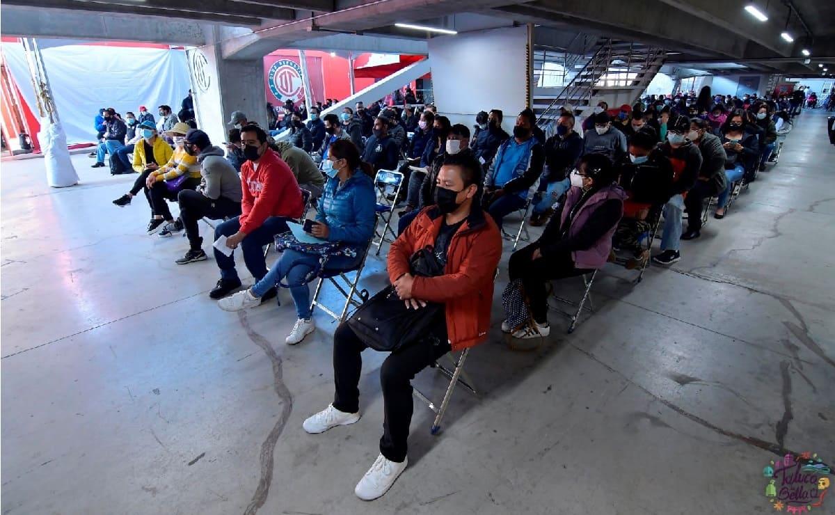 Vacunación de 18 a 29 años en Toluca: Requisitos, sedes, fechas y vacuna