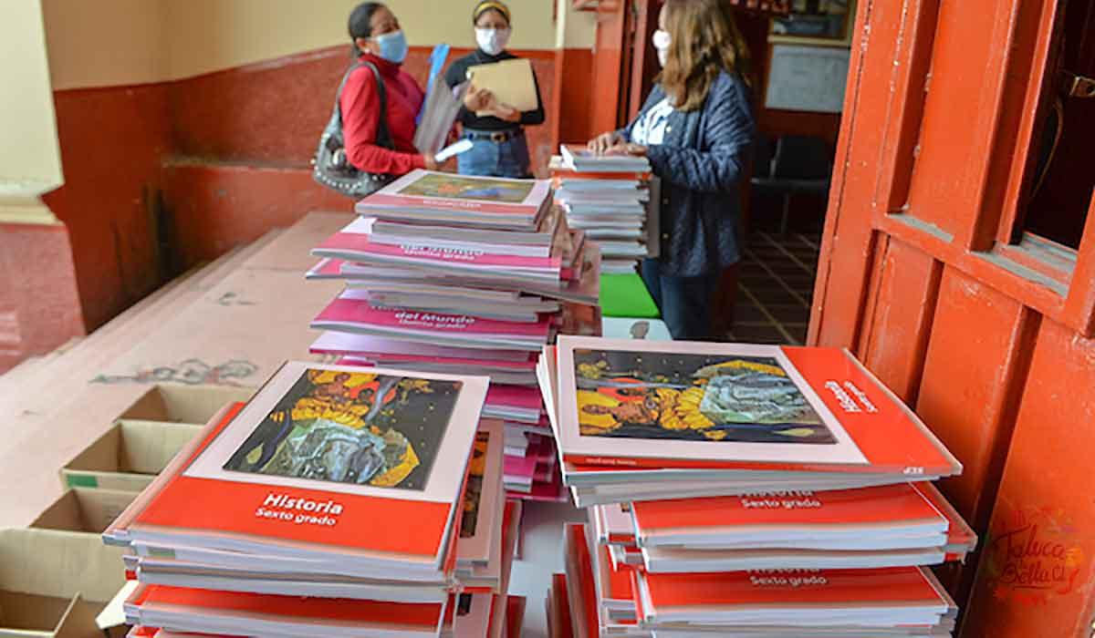 Te informamos sobre las fechas y lugares de entrega de los libros de texto gratuitos para el ciclo escolar 2021-2022