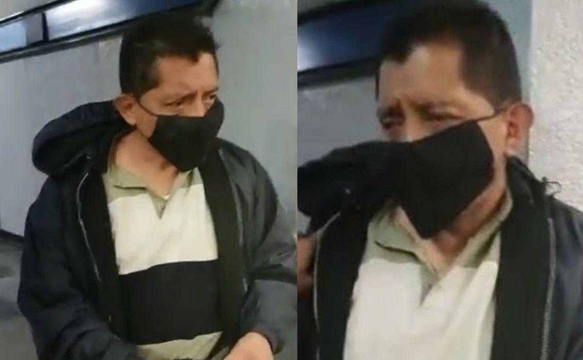 Mujer denuncia acoso de un hombre en el metro del CDMX