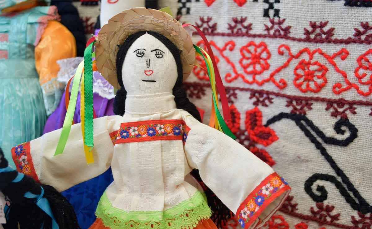Muñecas Mazahuas: ¿Dónde comprar estas artesanías mexicanas en Toluca?
