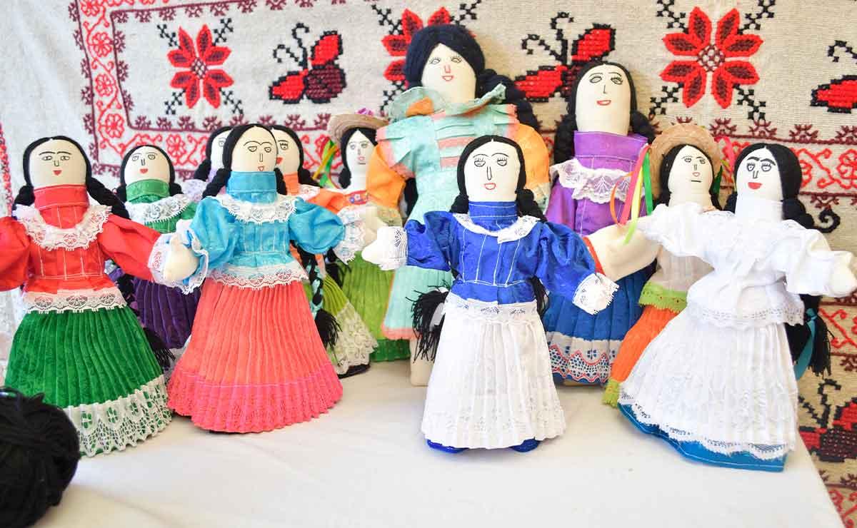 Dónde comprar las muñecas mazahuas en Toluca