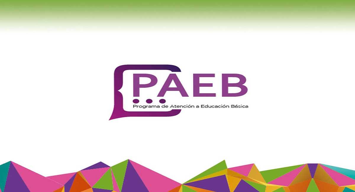 PAEB 2021: Realiza trámite de cambio de escuela o turno