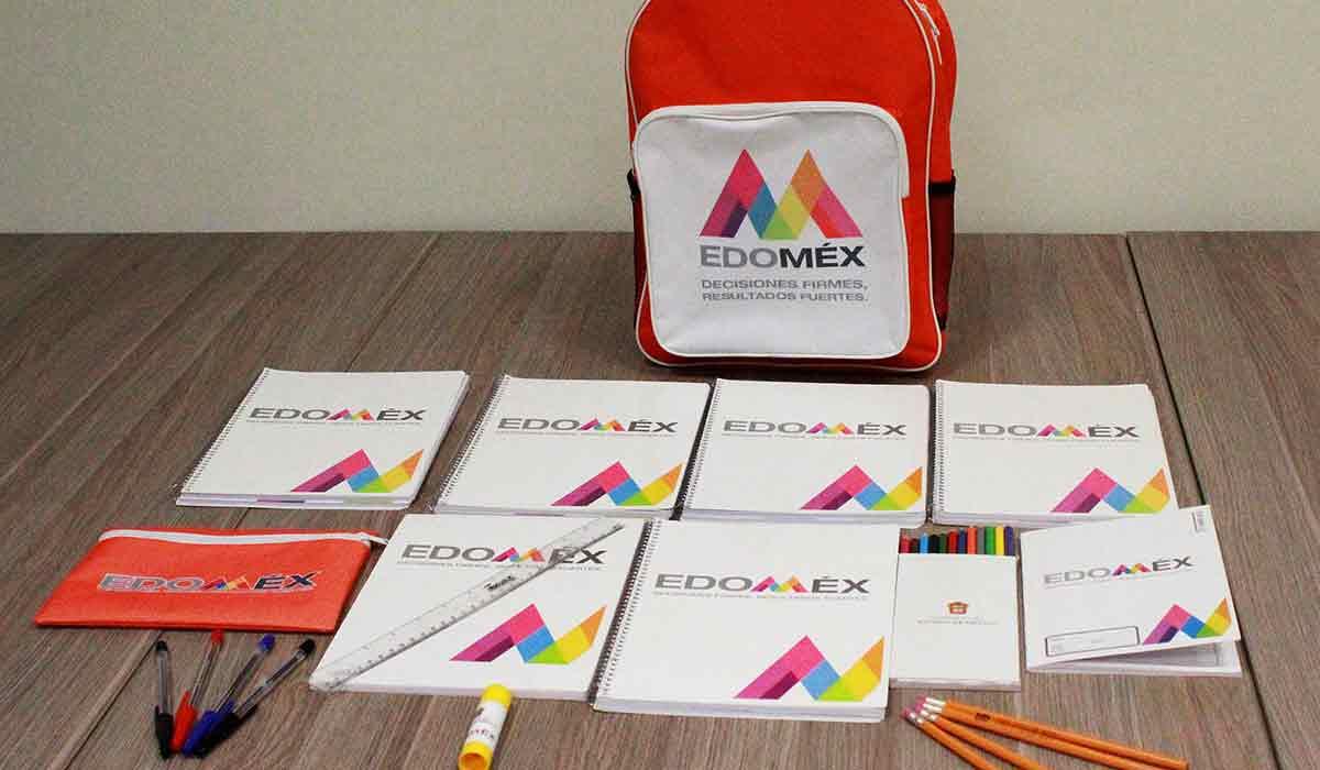 El Programa Familias Fuertes Edomex 2021 busca apoyar a las familias con útiles escolares para los alumnos de nivel básico del estado