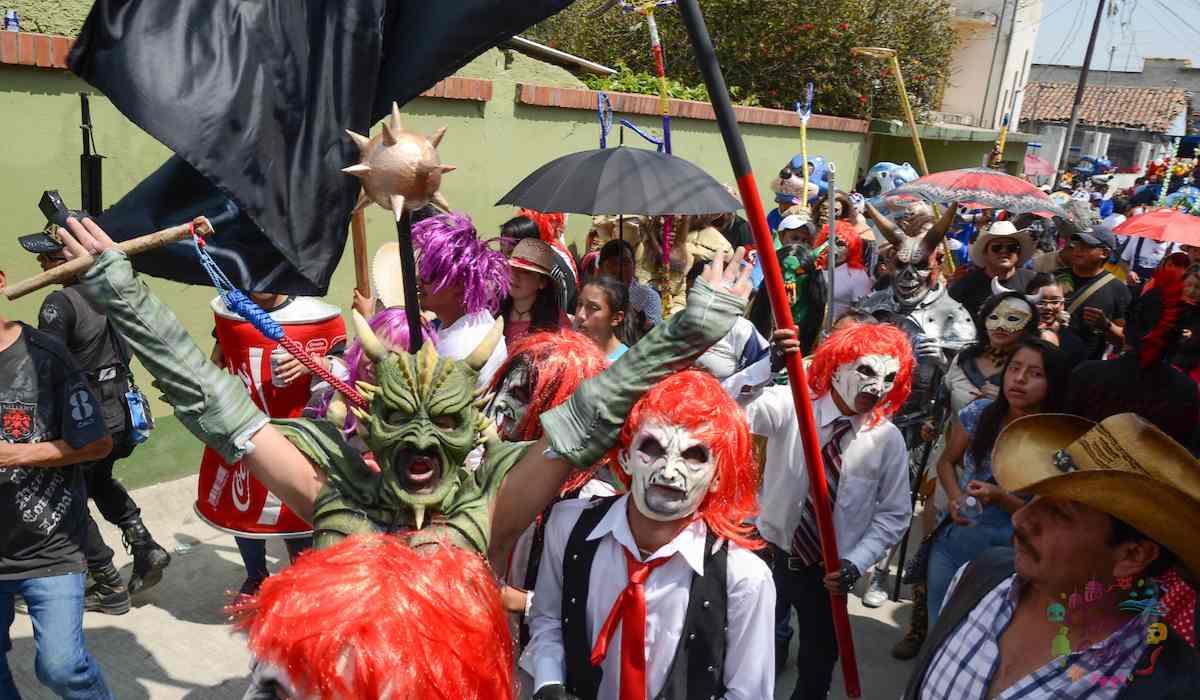Carnaval de San Francisco Tlalcilalcalpan